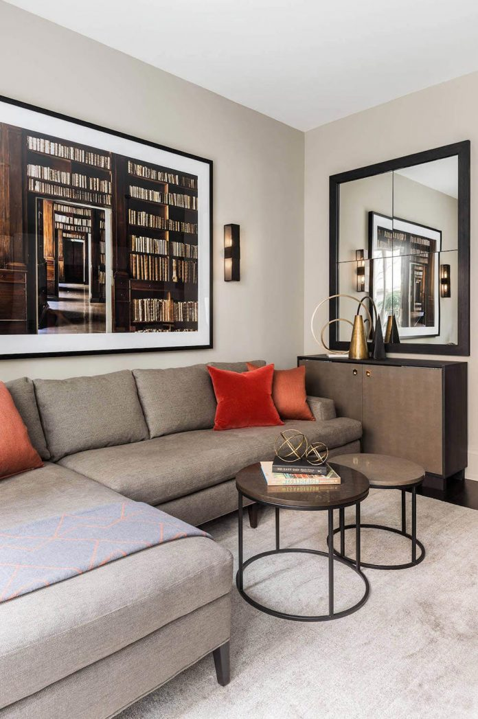Laura Hay Decor & Design has completed this luxury and elegant ... on