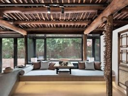 Renovation of a worn-out farm house built in the early 1970's