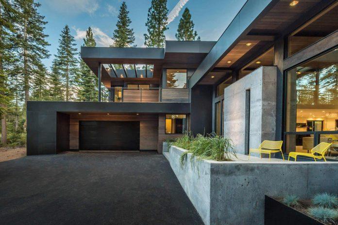 Sagemodern Designed A Dream Home With A Modern Look