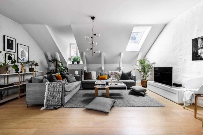 Scandinavian Style Apartments Meets A Contemporary Vision Created By Vra Homestyling Caandesign Architecture And Home Design Blog