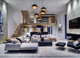 Stunning contemporary home design in Dana Point designed by Brandon Architects and built up by Pinnacle Custom Homes
