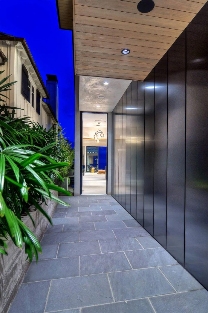 Stunning contemporary home design in dana point designed for Custom home designs california
