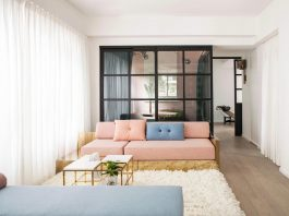 Apartment in Hong Kong that reflects the versatility of modern day living