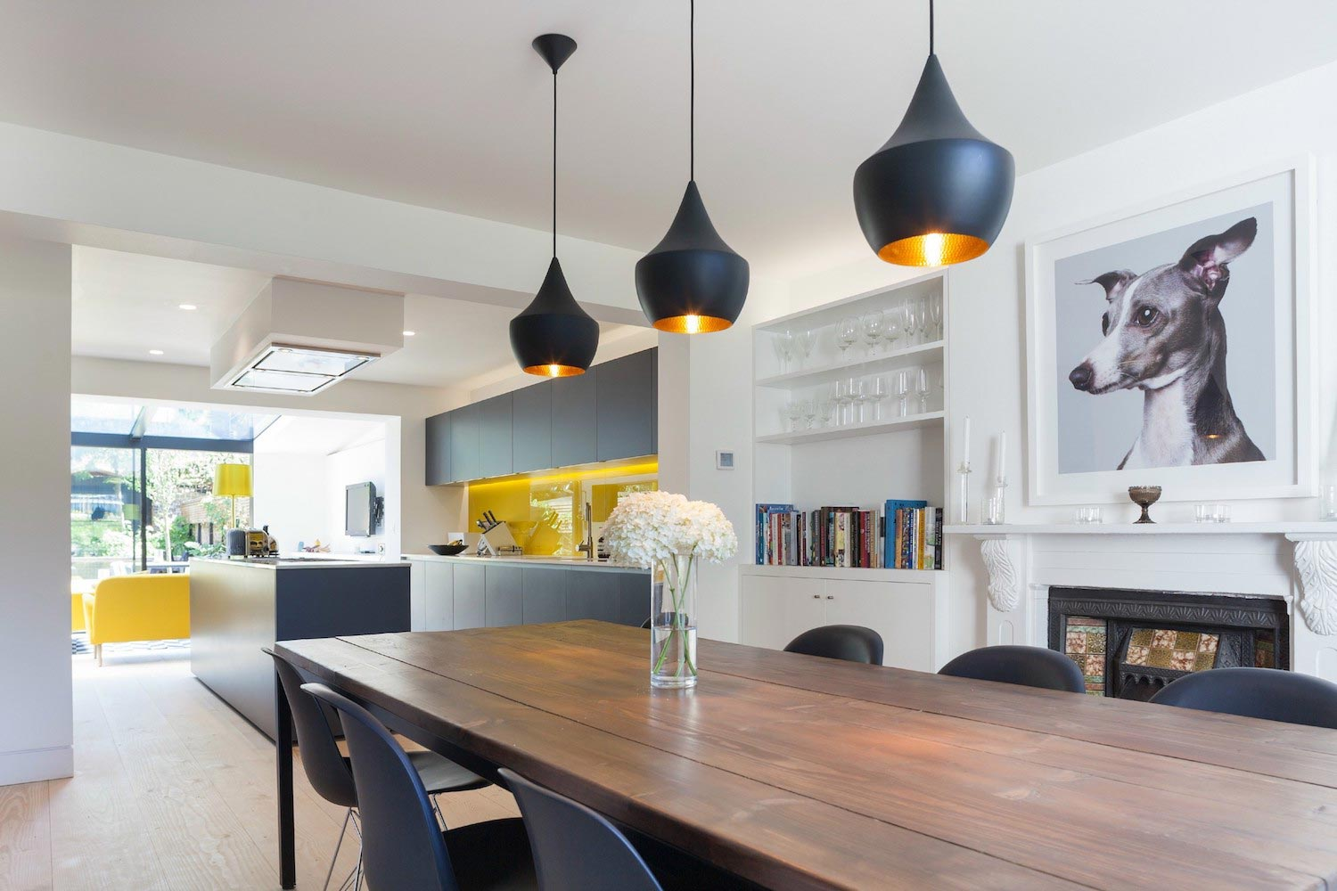 Dalston House A Minimal Family But Not Minimalist With Sleek Spaces That Still Have