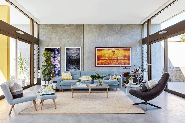 Design House Furniture Gallery Davis Ca Elliot Road Modern Single Residence  In Perth By Klopper