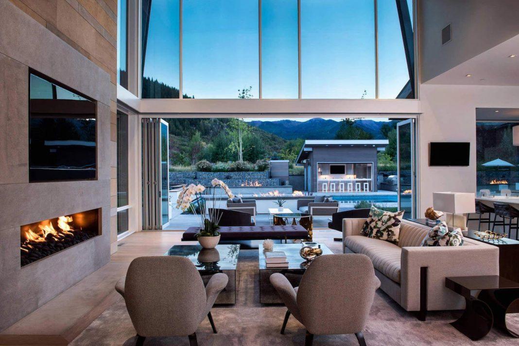 Park City 2 Contemporary Residence By JamesThomas Interiors. Home Design