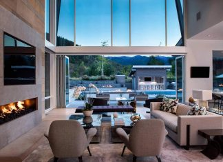 Park City 2 contemporary residence by JamesThomas Interiors