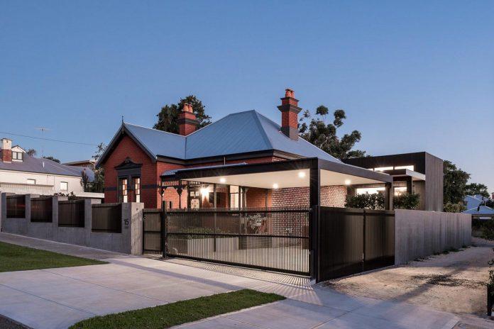 Stunning Heritage Home Design Contemporary - Amazing Design Ideas ...