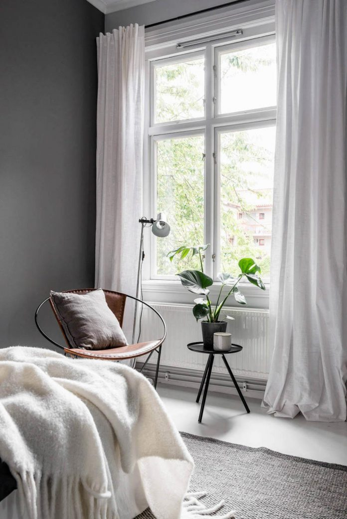 How does a typical Scandinavian apartment looks like, this a clean
