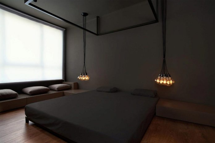 Apartment vz1h1 designed by Igor Sirotov Architects