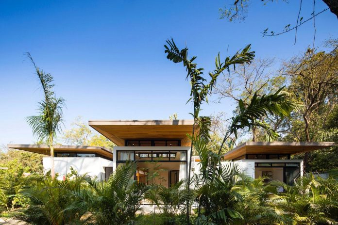 Boutique Hotel And Yoga Studio Set Into The Tropical Landscape Of Nosara By Studio Saxe Caandesign Architecture And Home Design Blog