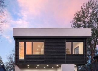 Design benefits of a single-family residence that delivers light and vertical volume to the home