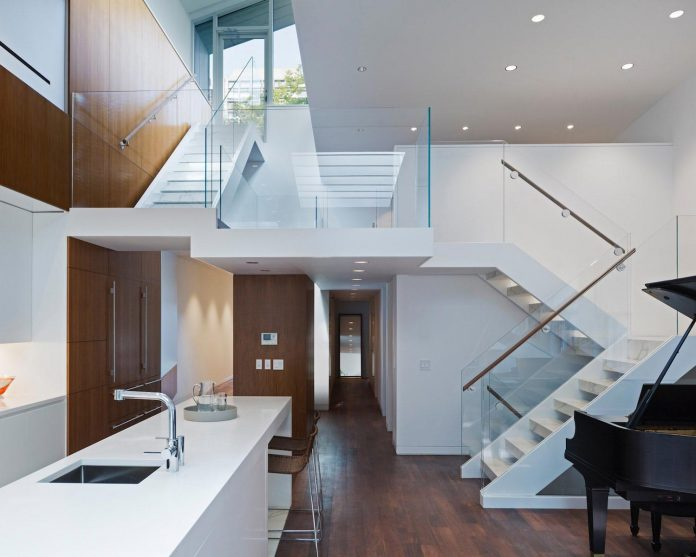 Five Bedroom Duplex Penthouse Renovation By Dxa Studio