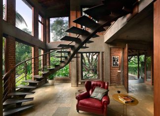 The Mango House - design defined by simplicity and organic nature of construction