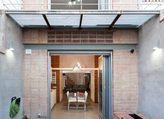 Project focused on strengthening the relations between the inhabitants of the house