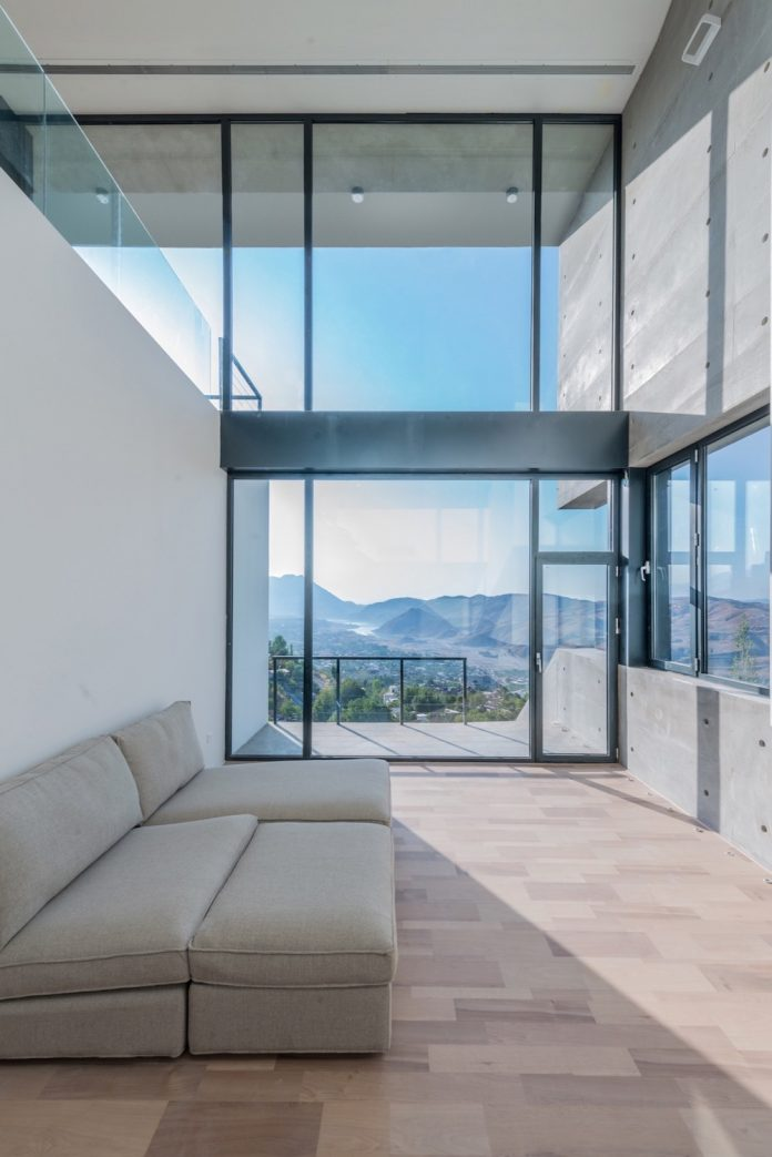 Challenging design of a residence by A1Architecture