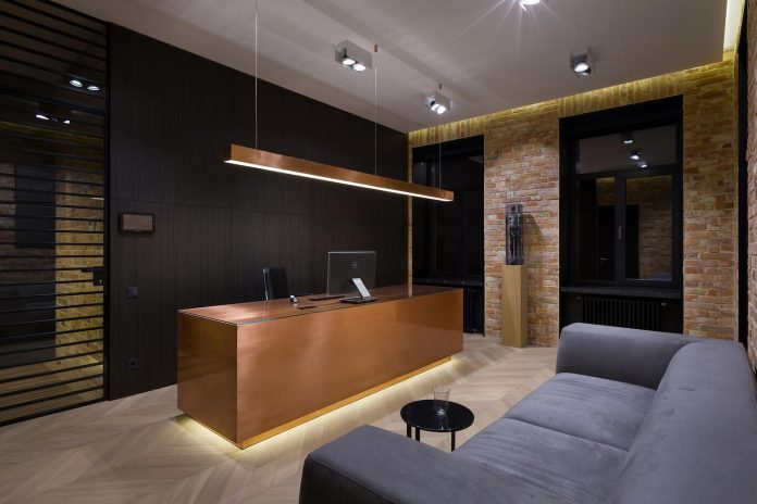 The Conversion Of An Apartment Into State Of The Art