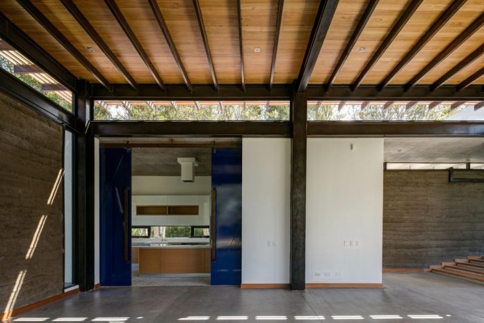 Home Design Quito Part - 48: Finally, A Central Courtyard Becomes The Central Point Of The House.