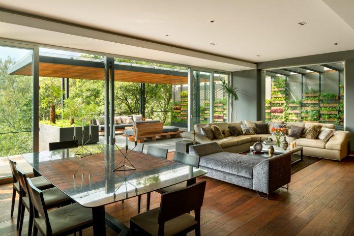 Villa Jardín by ASP Arquitectura Sergio Portillo - CAANdesign ...