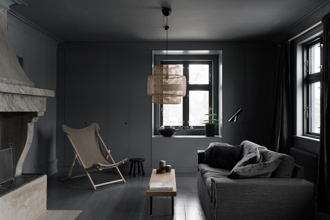 Enjoyable Villa Located Right By The Sea In Harnosand With A Interior Interior Design Ideas Jittwwsoteloinfo