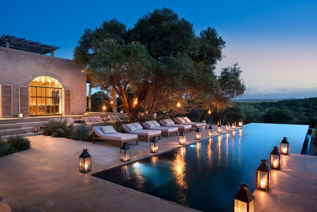 Arijiju private residence located in Borana Ranch, Kenya