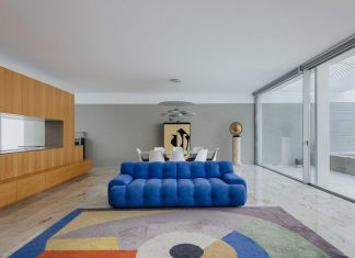 Challenging project of an apartment in Lisbon