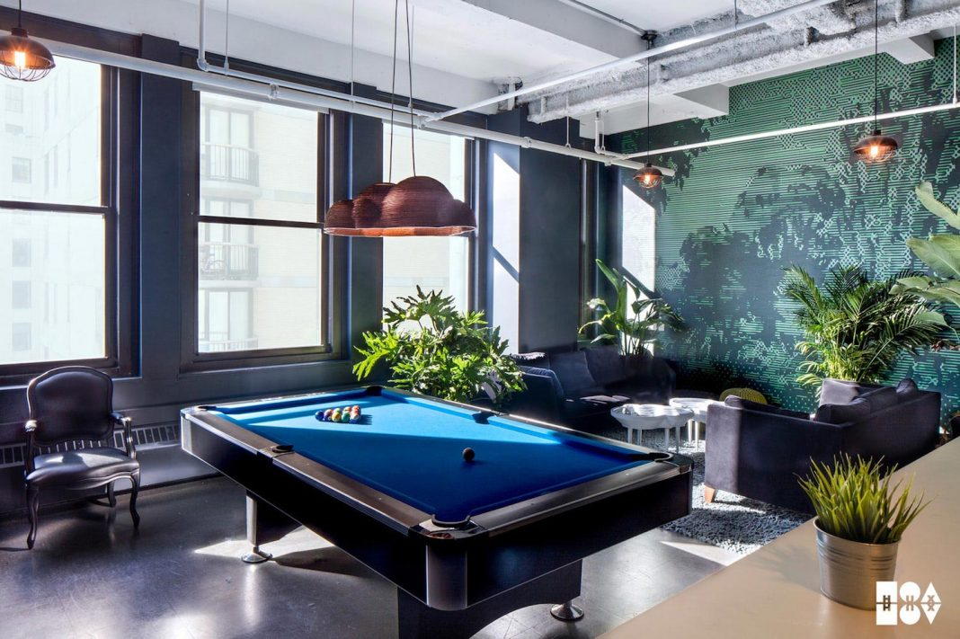 A Fun Varied And Vibrant Office Located On Park Avenue South