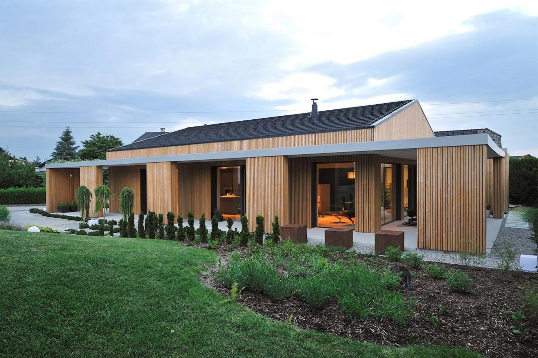 House transformed into charming single-family dwelling