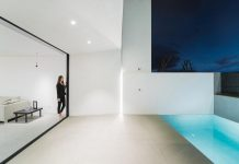 Housing located in a residential area near Valencia by Rubén Muedra Estudio de Arquitectura