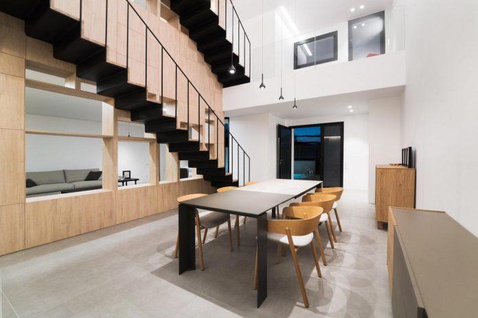 Housing located in a residential area near valencia by for Estudio arquitectura valencia