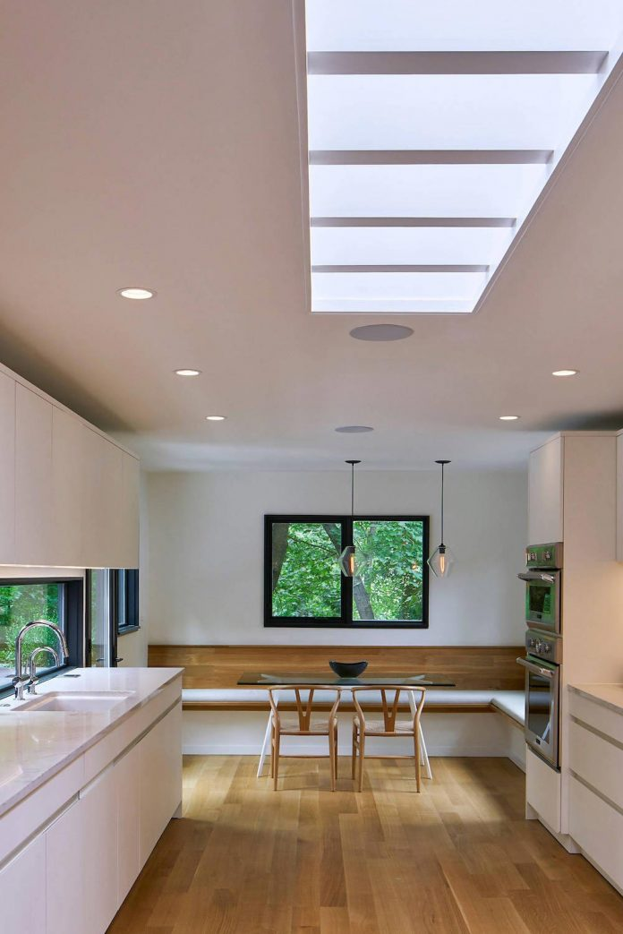 Interior Renovation Of A Single Family Residence In The