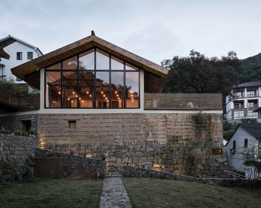 the half house by su architects caandesign architecture and home