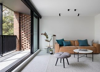 Complete transformation of a 1970s double brick family home overlooking Ruffey Lake Park in Doncaster