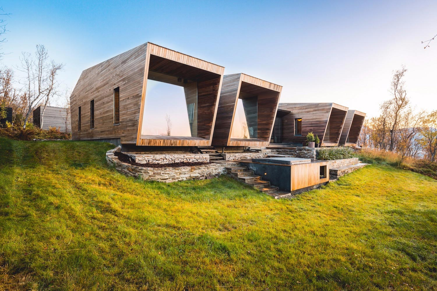 House design rural - Contemporary Malangen Retreat By Snorre Stinessen Could Be You Dream Cabin