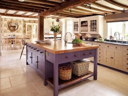 How To Get The Country Kitchen Look