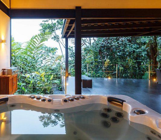 Stunning SPA designed by Roberto Burneo - arquitectos