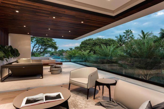 Tropical Contemporary Style Combining Modern Design With