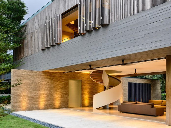 Project that perpetuates a renowned design philosophy by ONG&ONG Pte Ltd