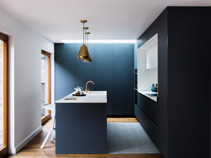 Extensive internal refurbishment of a Victorian terraced house by Amos Goldreich Architecture