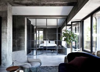 Bunker Industrial Apartment in Hamburg by Thomas Schacht
