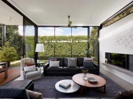 Californian bungalow renovation enabled light to be captured from all directions at different points of the day