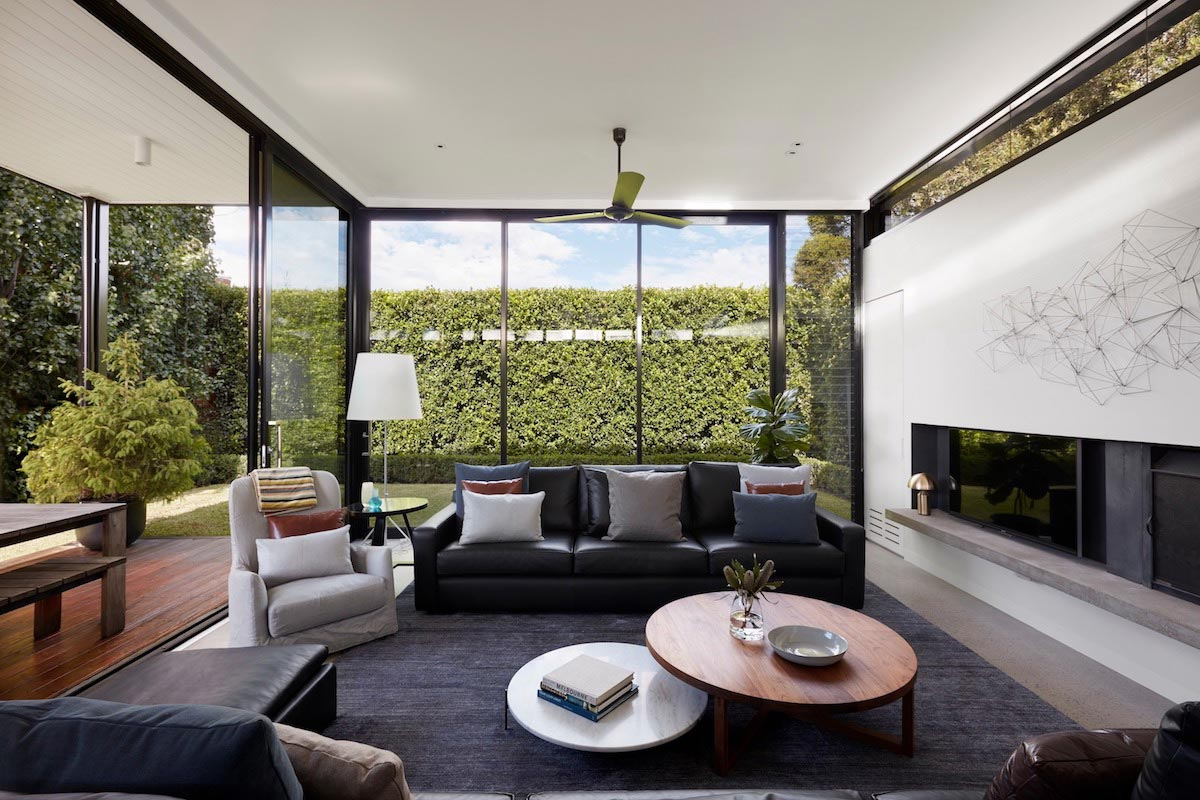 Californian Bungalow Renovation Enabled Light To Be Captured From All Directions At Different Points Of The Day Caandesign Architecture And Home Design Blog