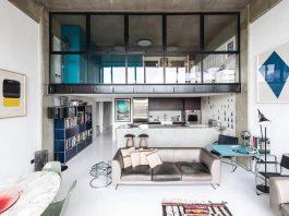 Freshly refurbished Shoreditch Loft by Day True in London
