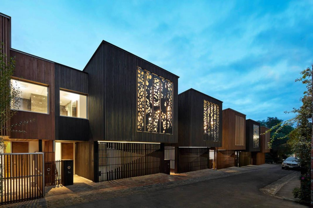 Heritage setting with contemporary sustainable design, redefining ...