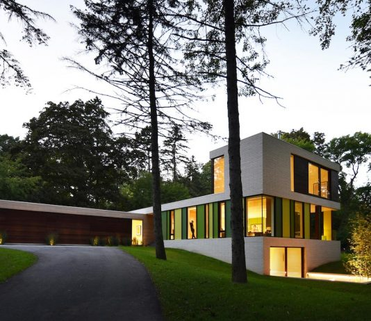 510 Modern Home By Johnsen Schmaling Architects