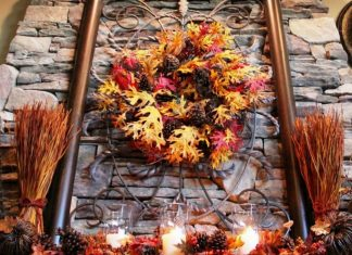 Best Ideas on Autumn DIY Home Decor