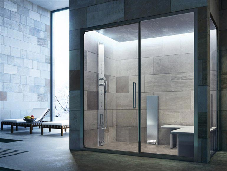 Shower cabins, low on maintenance, high on desirability