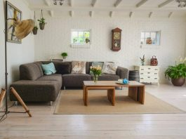 Decorating Ideas to Set Up Your Apartment from Scratch
