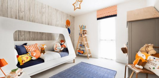 """Decorating Your Child's First """"Big Kid's Room"""""""