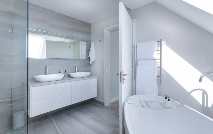 Cloakroom Ideas for Small Spaces in the Bathroom